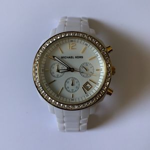 Michael Kors Watch (w/ Links) Style #5187